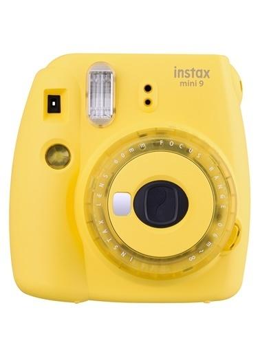 Fujifilm instax mini 9 Sari Fotograf Makinesi Renkli